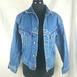 Lee Vintage Jean Jacket Made In Canada